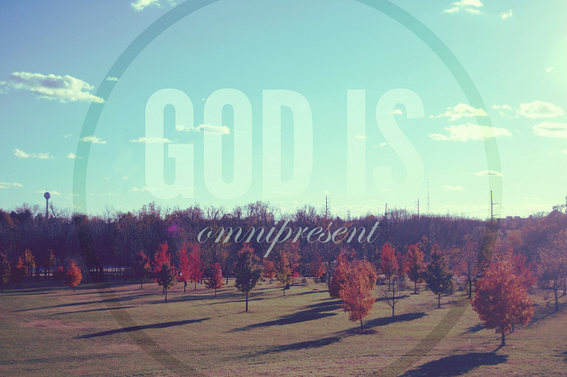 Moving Beyond the Words:  Experiencing God in Every Moment